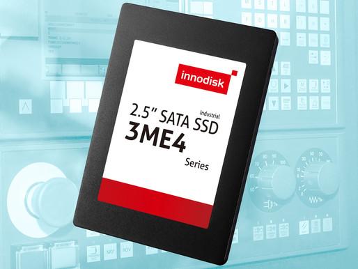 "MSC Technologies cung cấp dòng SSD 2.5"" SATA 3ME4 của InnoDisk"