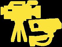 Máy quay phim, đầu ghi hình camera