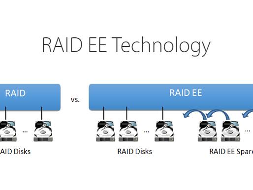 RAID EE là gì? Tìm hiểu về công nghệ RAID EE