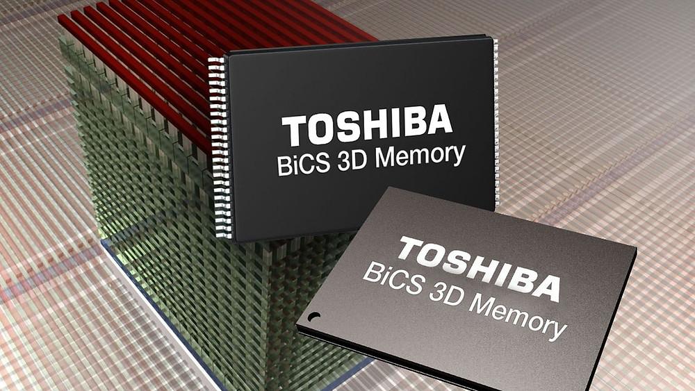 Western Digital bắt đầu sản xuất chip NAND 3D quy mô nhất thế giới.