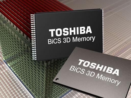 Western Digital bắt đầu sản xuất chip NAND 3D quy mô nhất thế giới