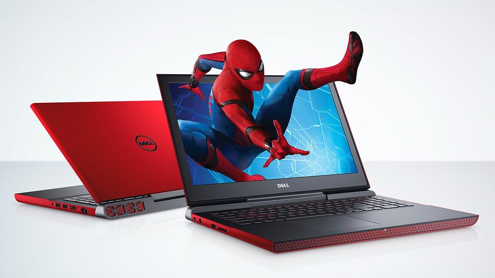 Máy tính xách tay chơi game Dell Inspiron 15 7000 giảm giá còn 900 USD.