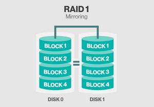 RAID 1.