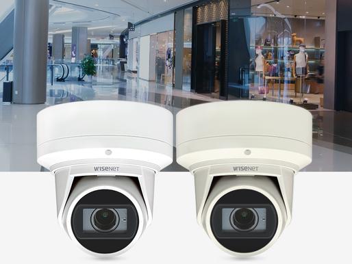Hanwha Techwin giới thiệu 4 camera mắt phẳng mới cho thời tiết ẩm ướt