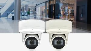 Hanwha Techwin giới thiệu 4 camera mắt phẳng mới cho thời tiết ẩm ướt.
