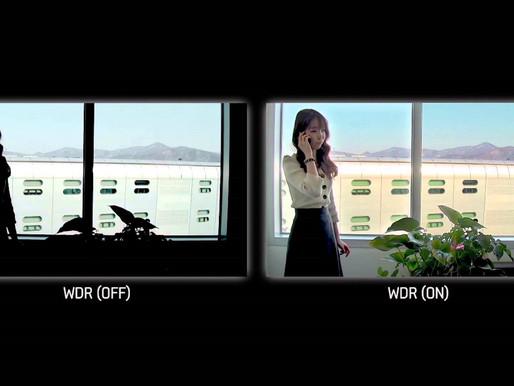 Tìm hiểu về chức năng WDR trên camera an ninh / giám sátcủa Panasonic