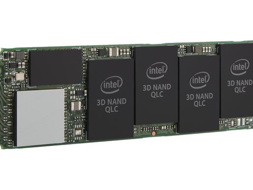 Intel ra mắt SSD NAND QLC cho người tiêu dùng đầu tiên trên thế giới