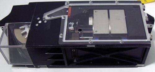 """HDD """"Sawmill"""" IBM 9345 DASD - ổ cứng đầu tiên sử dụng đầu hiệu ứng từ điện trở."""