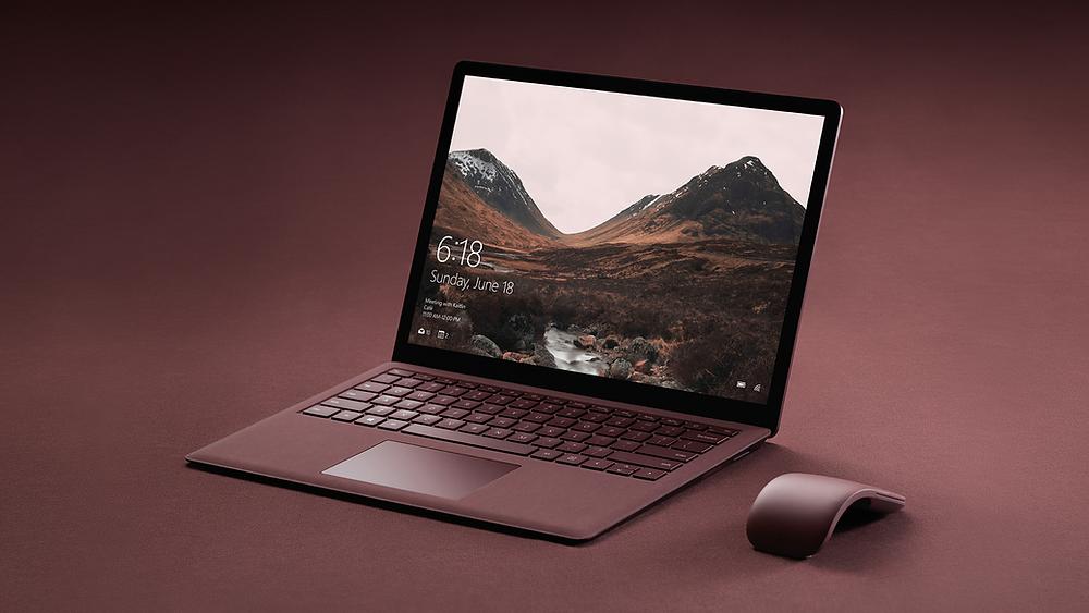 Microsoft giới thiệu máy tính xách tay Surface dành cho sinh viên.