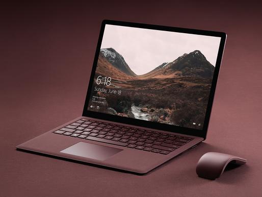 Microsoft giới thiệu máy tính xách tay Surface dành cho sinh viên