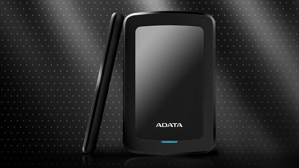 ADATA giới thiệu ổ cứng gắn ngoài HV300 và HD330.