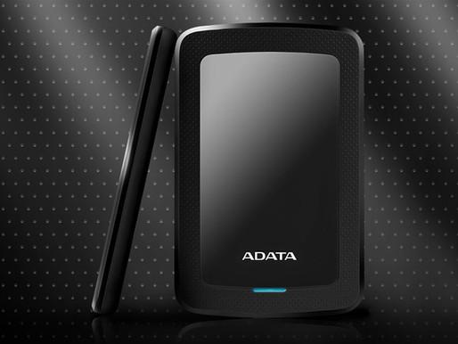 ADATA giới thiệu ổ cứng gắn ngoài HV300 và HD330