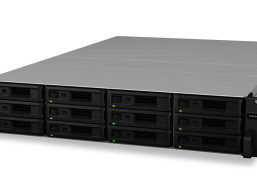 Synology RackStation RS3618xs: Máy chủ NAS dạng rack 12 khay HDD/SSD