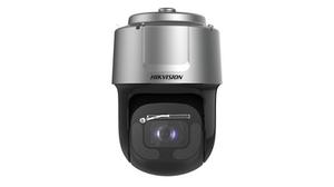 Hikvision giới thiệu camera IP IR PTZ DarkFighterX 4MP hỗ trợ AI.