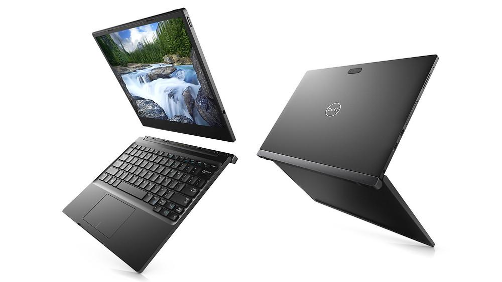 Dell ra mắt máy tính xách tay Latitude 7285 có khả năng sạc không dây.