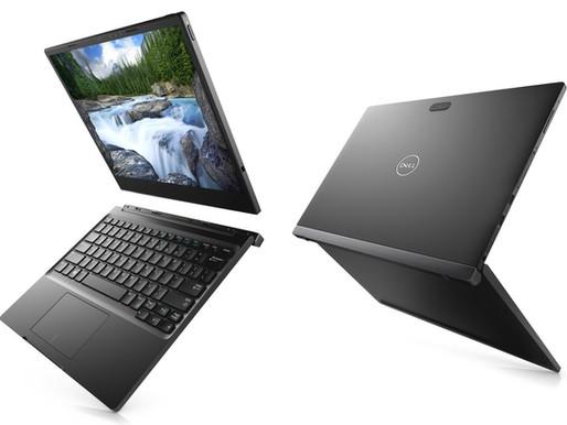 Dell ra mắt máy tính xách tay Latitude 7285 có khả năng sạc không dây