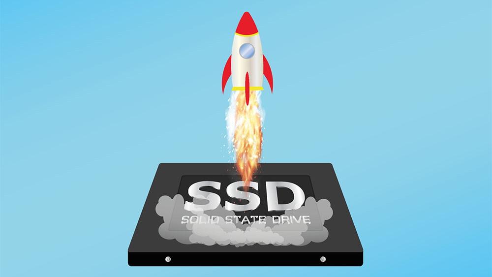 RAID SSD: Tăng hiệu năng SSD bằng công nghệ RAID.