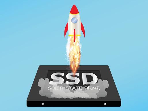 RAID SSD: Tăng hiệu năng SSD bằng công nghệ RAID
