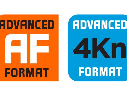 Công nghệ Advanced Format (AF - Định dạng Nâng cao) trên ổ cứng