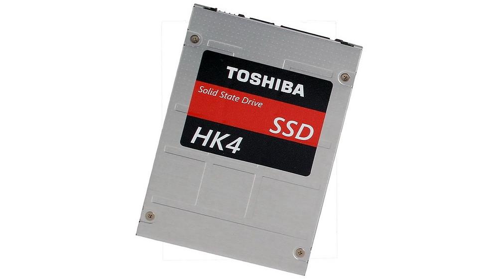 Toshiba phát triển SSD SATA doanh nghiệp cho máy chủ Dell PowerEdge.