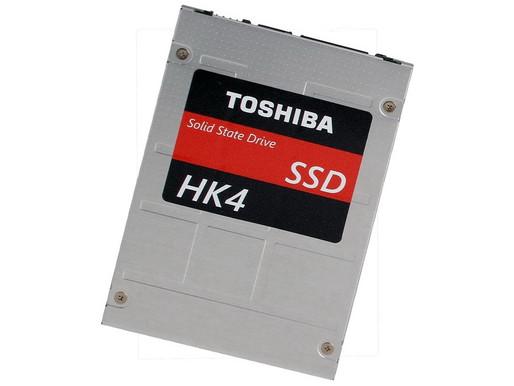 Toshiba phát triển SSD SATA doanh nghiệp cho máy chủ Dell PowerEdge