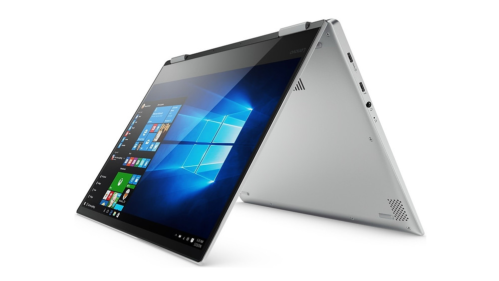 Máy tính xách tay lai máy tính bảng Lenovo Yoga 720 giảm còn 680 USD.