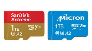 Kỷ nguyên thẻ nhớ microSD 1TB đã bắt đầu.