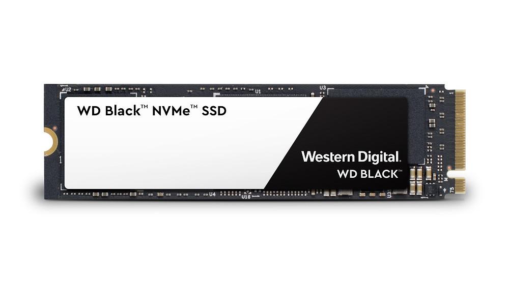 Western Digital ra mắt SSD PCIe M.2 dành cho game 4K.