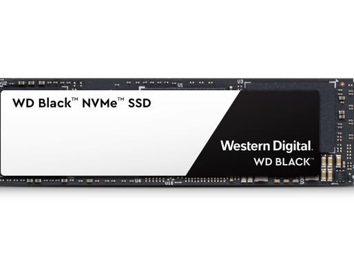 Western Digital ra mắt SSD PCIe M.2 dành cho game 4K
