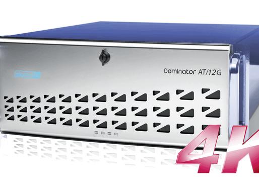 Slomo.tv ra mắt máy chủ 4U Dominator AT/12G cho thị trường video 4K
