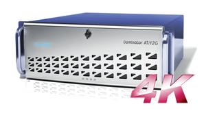 Slomo.tv ra mắt máy chủ 4U Dominator AT/12G cho thị trường video 4K.