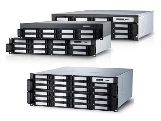 "Areca ARC-71xx: Hệ thống máy chủ RAID HDD/SSD 2.5""/3.5"" SATA 6 Gb/s"