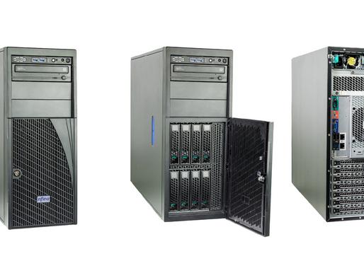 Nfina giới thiệu 5 máy chủ cao cấp có khả năng mở rộng mới