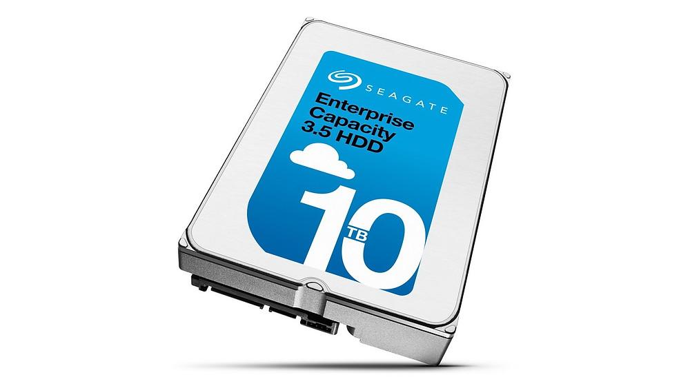 Seagate sẽ xuất xưởng ổ cứng 14TB và 16TB trong 18 tháng tới.