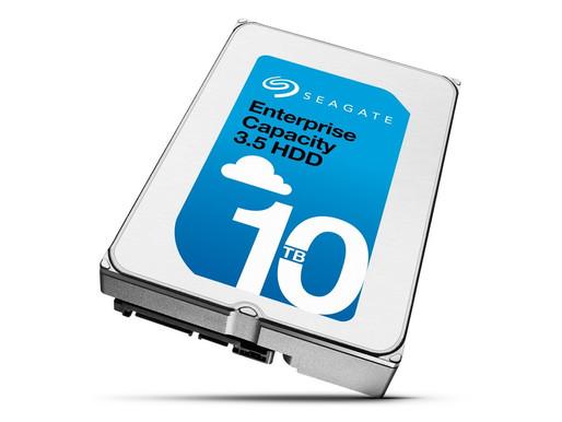 Seagate sẽ xuất xưởng ổ cứng 14TB và 16TB trong 18 tháng tới