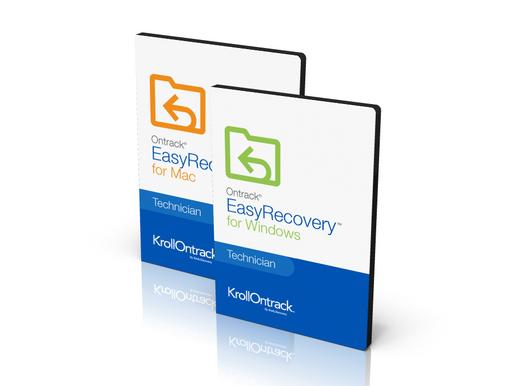 Phần mềm cứu dữ liệu Kroll Ontrack EasyRecovery ra mắt phiên bản mới