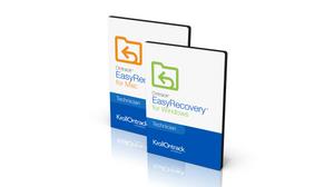 Phần mềm cứu dữ liệu Kroll Ontrack EasyRecovery ra mắt phiên bản mới.