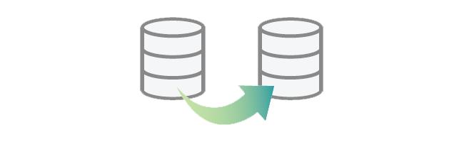 QClone (sao chép ổ đĩa cục bộ) được dùng để tạo bản sao của ổ đĩa trong cùng storage pool, cũng như trong một storage pool riêng biệt trong cùng khay lưu trữ.