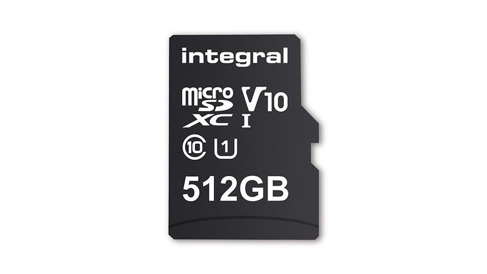 Thẻ nhớ microSD 512GB đầu tiên sẽ xuất hiện trong tháng 2 tới.
