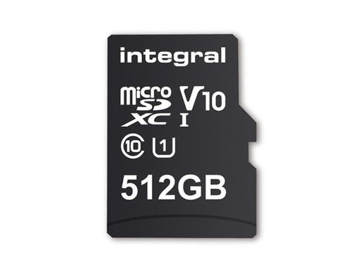 Thẻ nhớ microSD 512GB đầu tiên sẽ xuất hiện trong tháng 2 tới