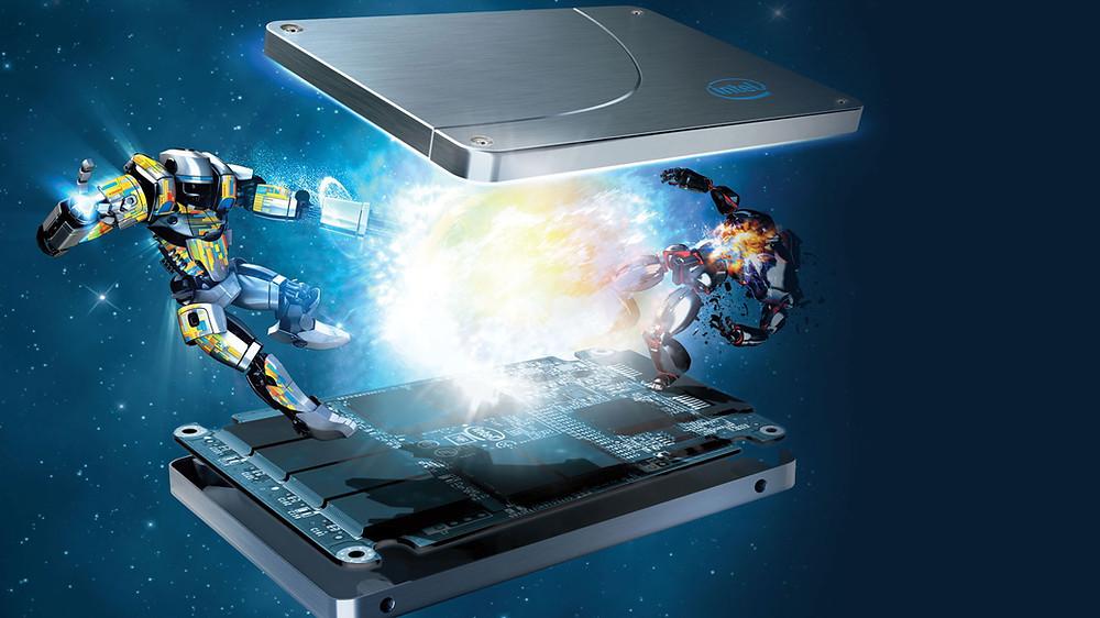 Intel muốn giúp các game thủ và người dùng khác ép xung ổ đĩa SSD.