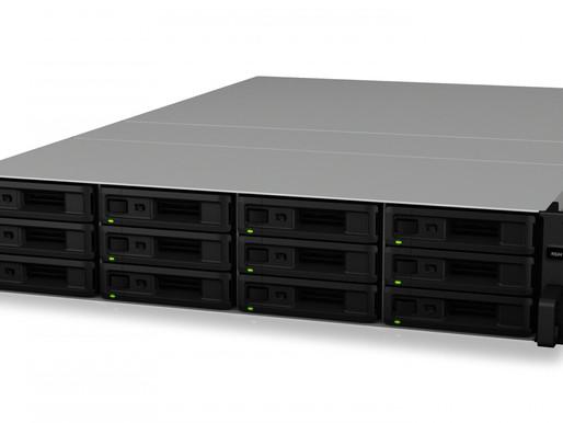 Synology trình làng máy chủ NAS RackStation RS2418+/RS2418RP+