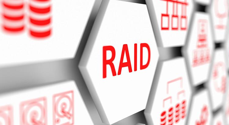 Mục đích của RAID.