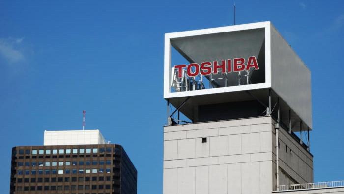 Foxconn chi 27 tỷ USD để mua lại mảng chip nhớ của Toshiba.