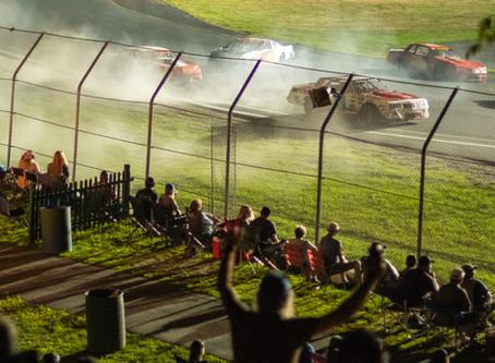 Racing at Thunder Road