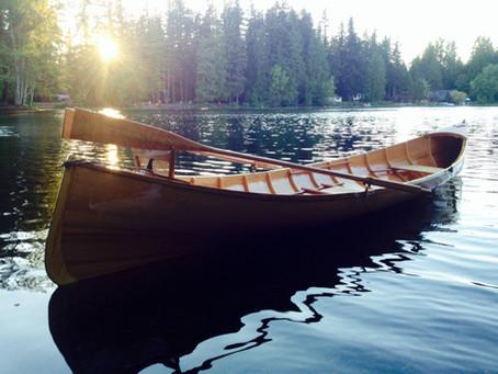 Adirondack Guideboat: Cutting-edge Craftsmanship