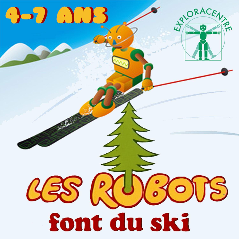 Les robots font du ski