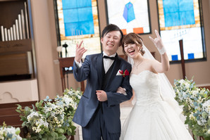 Mr.Kazuki & Mrs.Chie