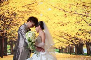 Mr.Shuya & Mrs.Eri