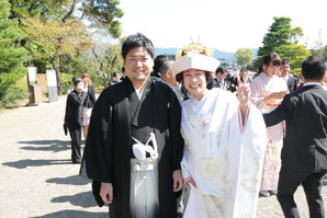 Mr.Masaru & Mrs.Aki
